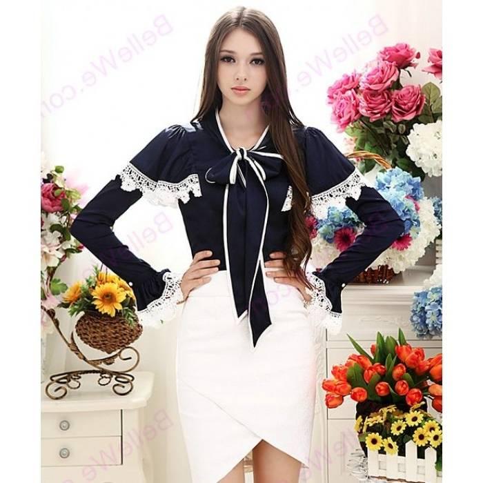 Robe trapèze Chasuble Noire & rose Graphique Couture tendance Fantaisie et originale Une robe trapèze Noire femme Soulignée de Blanc et