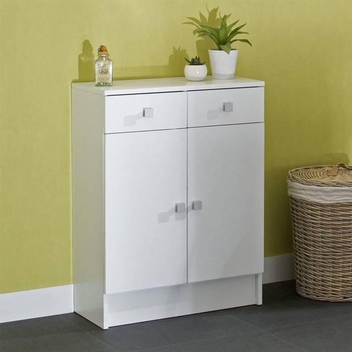 meuble rangement salle de bain pas cher