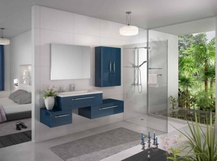quelles couleurs vives pour racaliser une salle de bain moderne couleur tendance 2019 coloree1 peinture zen