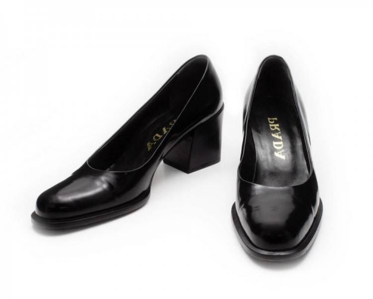 dorothy perkins les femmes noires bloc et chaussures à enfiler talon bloc noires bas nue
