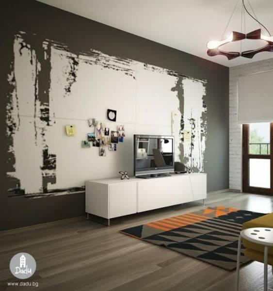 Chambre à coucher moderne pour ADO garçon ou fille — Image de photographee