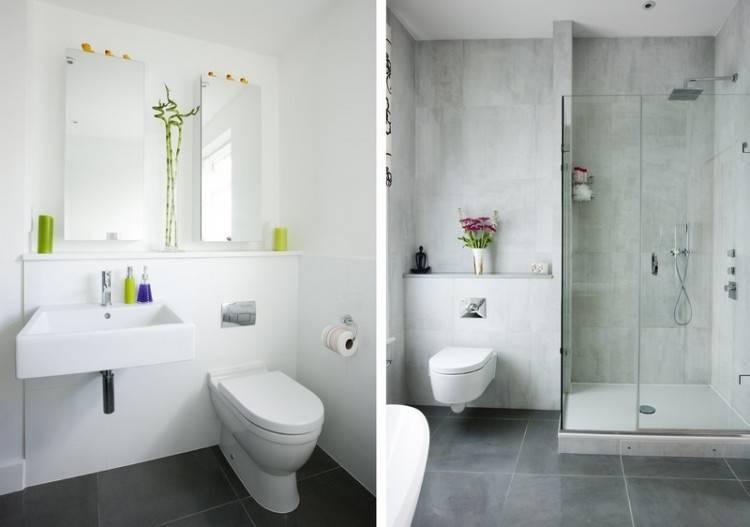 salle de bain en pierre naturelle ambiance haut de gamme La salle de bain en pierre naturelle en 55 idées modernes