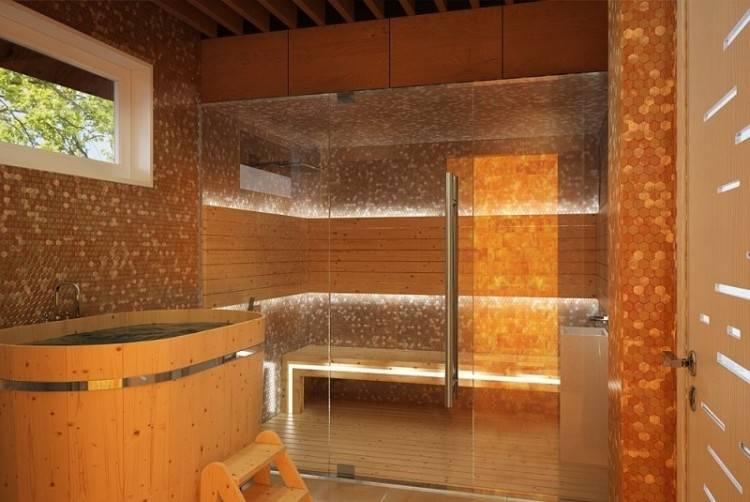 Baignoire Avec Marche Salle De Douche Avec Sauna De Center Parcs Les Trois