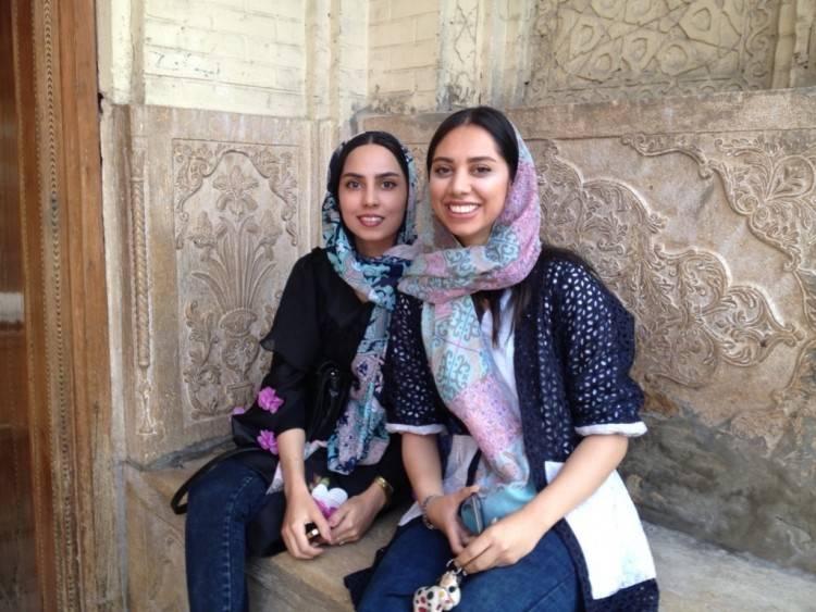 Afficher l'image d'origine La mode iranienne