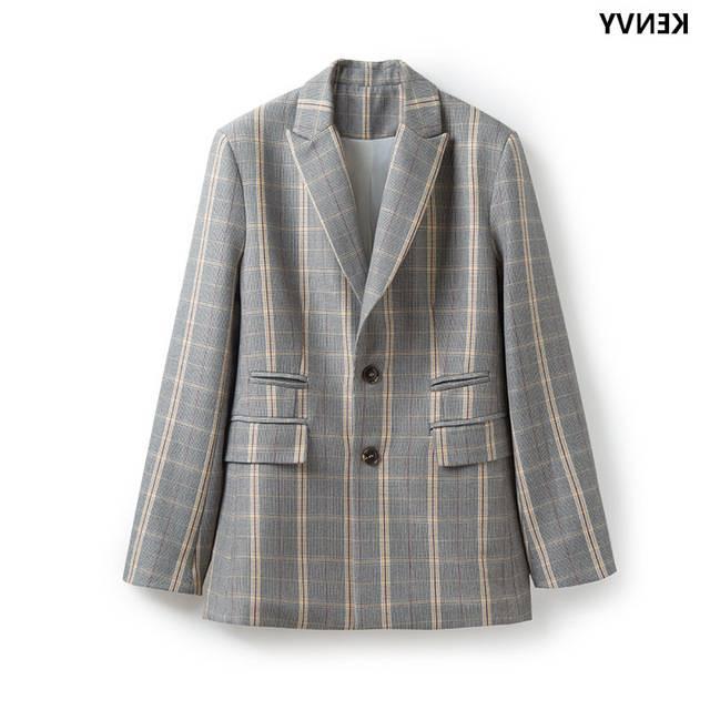 XJXKS Hiver 2018 nouvelles femmes haut de gamme 100% laine chandail pull lâche plus la taille de mode