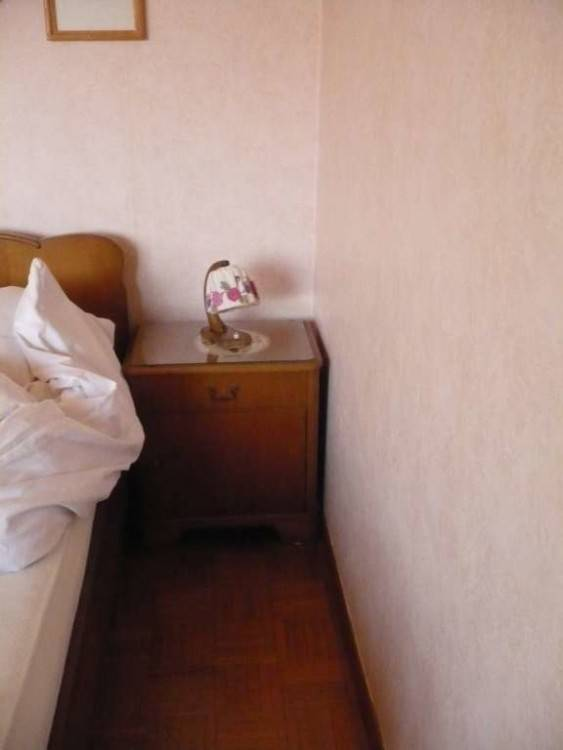 Chambre à coucher années 1950