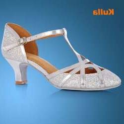 Femmes Salle De Bal De Danse Latine Chaussures à talons hauts 6/7