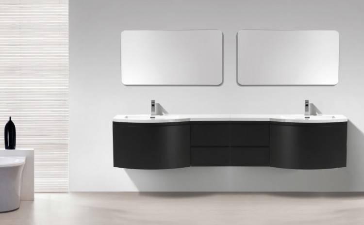 beautiful cheap salle de bains noir on decoration d interieur moderne la salle de bains shabille en noir with noire salle bain with meuble salle de bain