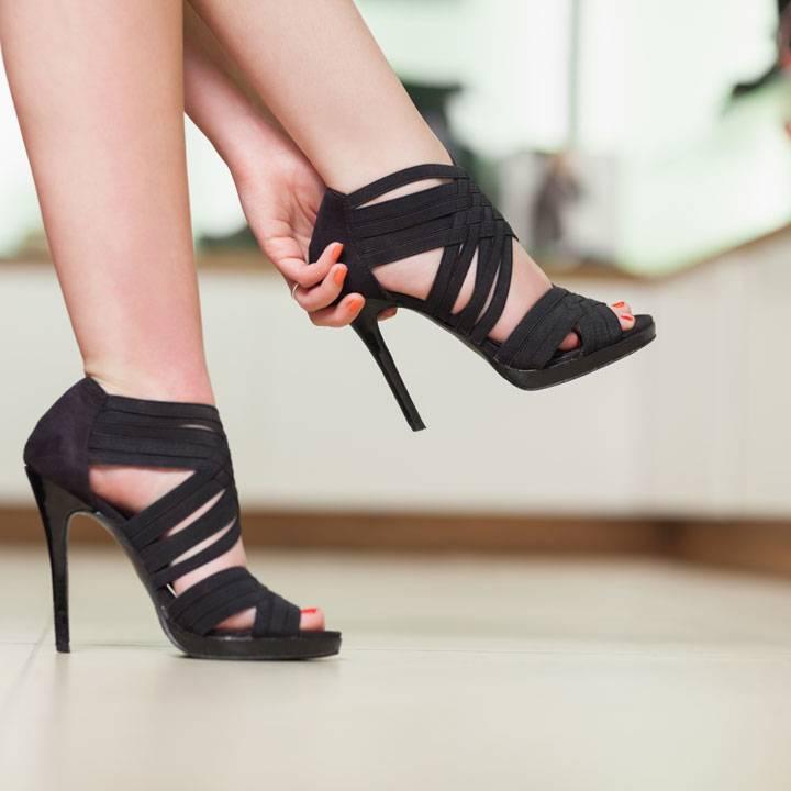 Chaussures à Talons Femme
