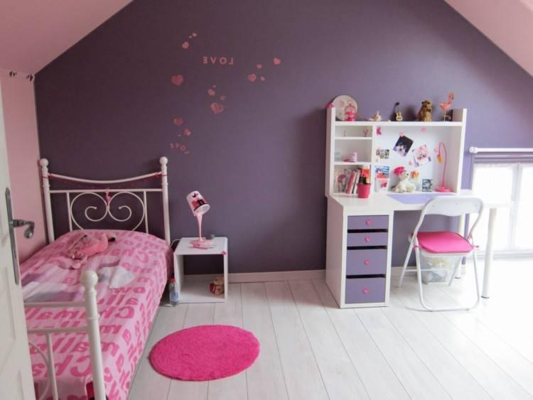 Full Size of Awesome Couleur Chambre Petite Fille Deco Murale Ans Pour Peinture Jeune Chambre à