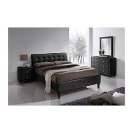 mur capitonné chambre à coucher couleurs neutres motifs Revêtement mural  tendance et cosy dans la chambre à coucher : le mur capitonné crée un  design