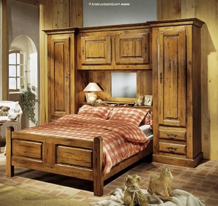 "Chambre à coucher ""Guérande"""
