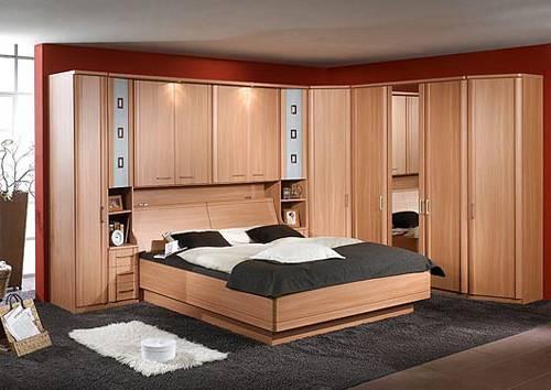 Intérieur d'une chambre moderne