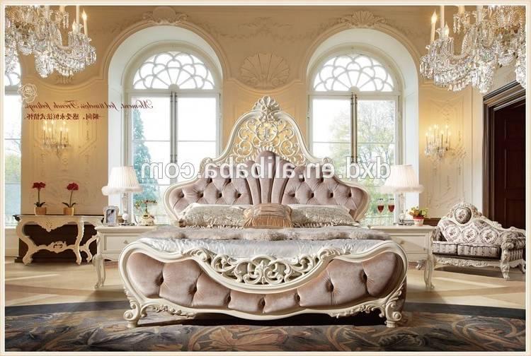 Très élégante chambre à coucher de fabrication française de très haute  qualité