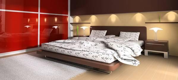 modele de chambre a coucher