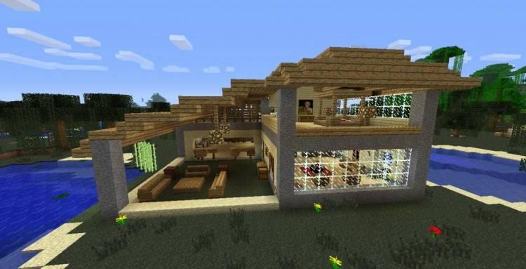 Salle De Bain Moderne Minecraft Chaios Com Avec Maxresdefault Et  Keyword 20 1680x986px