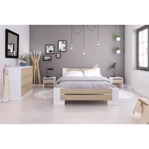 Chambre à coucher complète en bois massif