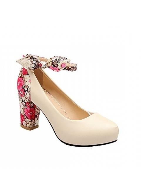 Marques populaires Femme chaussures Heart Boa Bottines femme en cuir imprimé boa à talon rétractable blanc