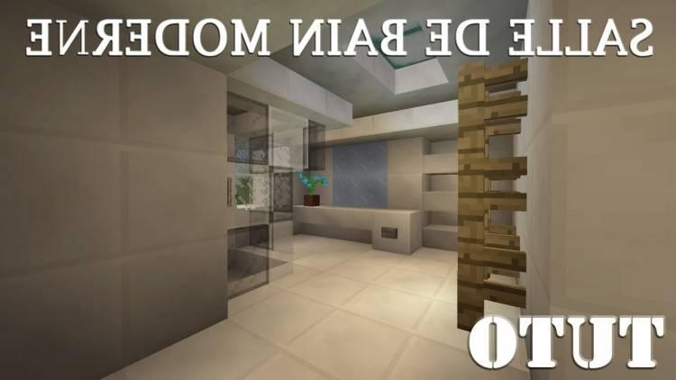 Minecraft Salle De Bain Moderne Meuble sous Lavabo Colonne Salle De Bain  Pas Cher but