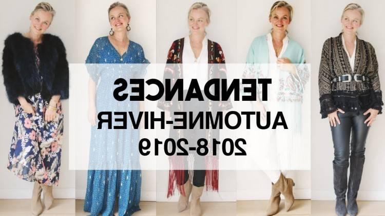 Tendances mode femme hiver 2019 q