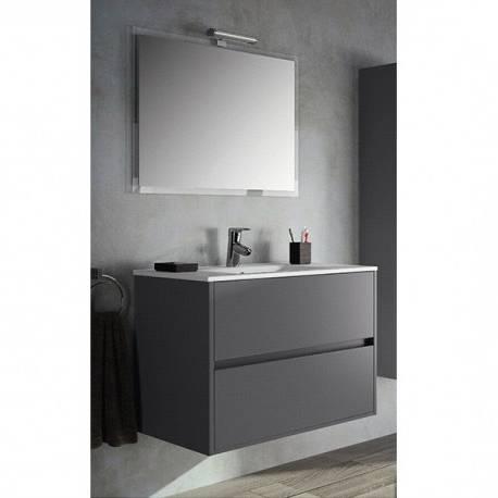 Miroir salle de bain lumineux en 55 designs modernes exclusifs