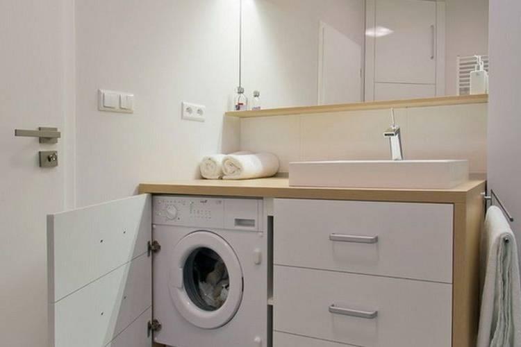 Comment bien intégrer le lave linge dans la maison ? Le lave linge n'a rien  de déco ou de tendance