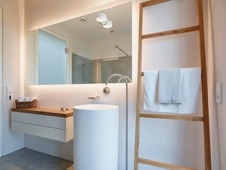 lumineuse pour une salle de bains moderne