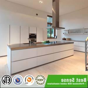 Meuble de cuisine décor aluminium DELINIA Stil