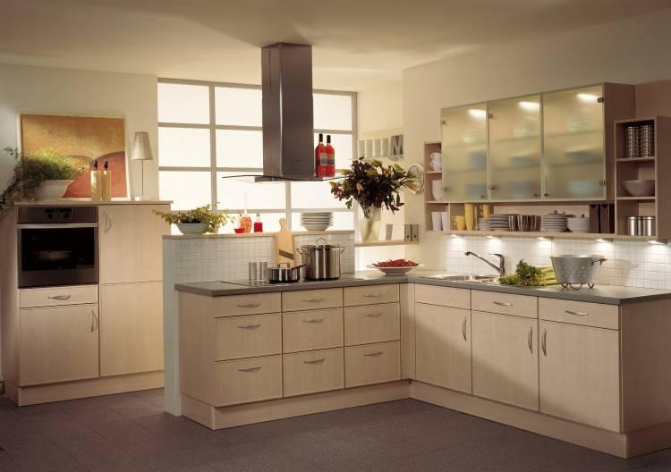 modele de cuisine en l beau cuisine la modele de cuisine en bois rouge