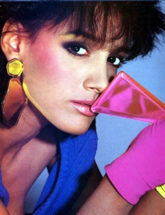 Mode année 80, les inspirations et les looks actuellement en vogue