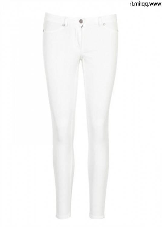 Jeans femme skinny push up Un jean urbain mode et à la pointe Taille normale  COTON