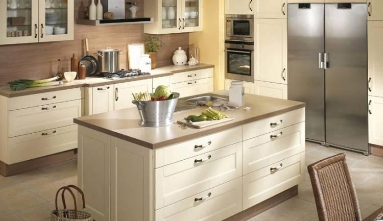 modele petite cuisine modele de cuisine en l modele cuisine bois moderne 11  elk 1 modele