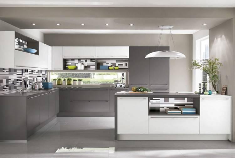 Idee Deco Cuisine Luxe Idee Deco Credence Cuisine Best 20 Luxe Idee  Cuisine En U