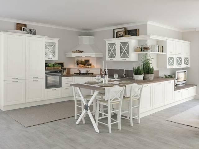 La cuisine rétro bistrot – 50 modèles