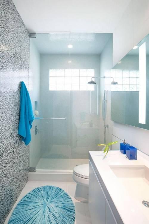 Petite Salle De Bain Contemporaine: Décoratif petite salle de bain contemporaine à résultat supérieur 93