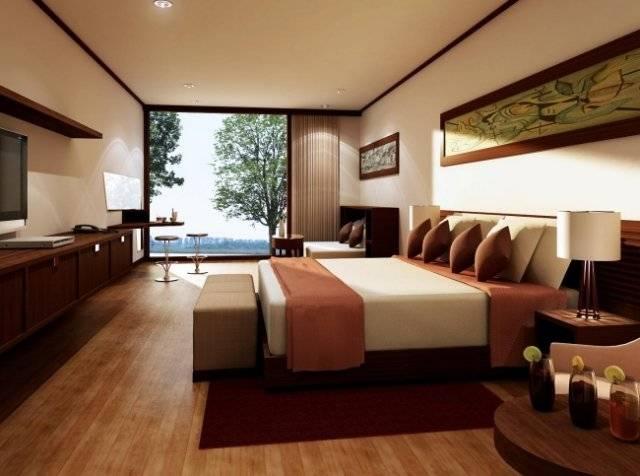 Chambre à coucher de luxe – 9