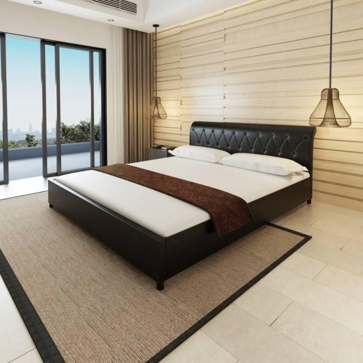 mur capitonné minimaliste chambre à coucher Revêtement mural tendance et  cosy dans la chambre à coucher : le mur capitonné crée un design  sophistiqué