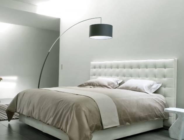 tate de lit double 54 po liquida meubles tete avec rangement chambre a  coucher capitonnee