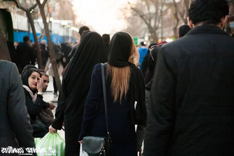 Je commencerai donc par un hommage aux coquettes de Teheran