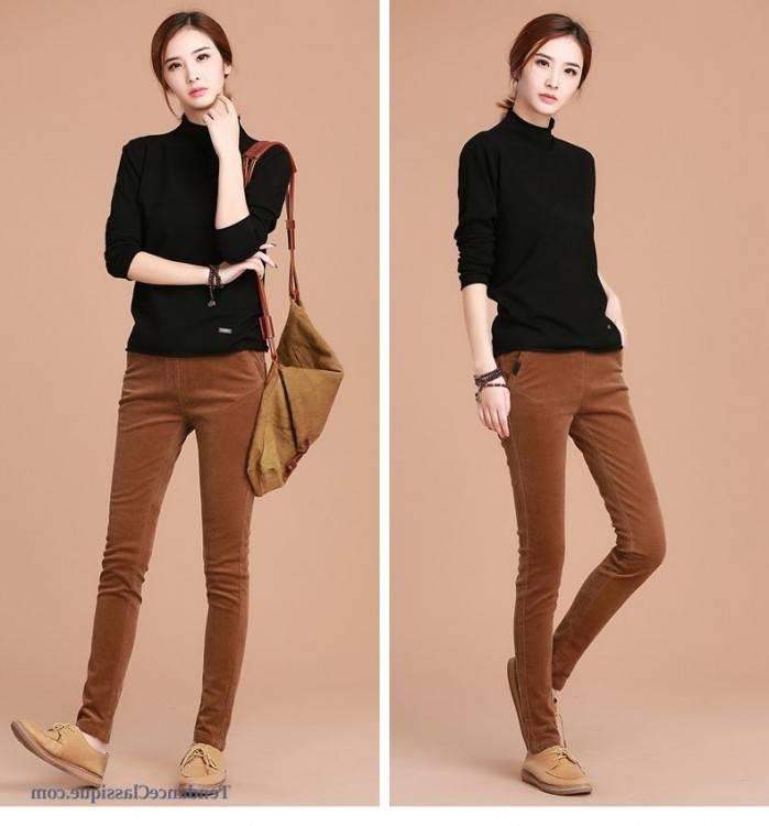 Guess FUSEAU EN JEAN Femme Noir Mode Vêtements Pantalons,montre onlines  guess,magasin