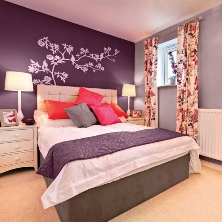 Chambre à coucher complète en bois de rose