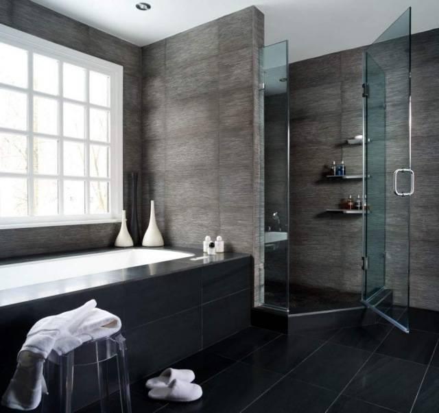 Salle de bain moderne – les tendances actuelles en 55 photos