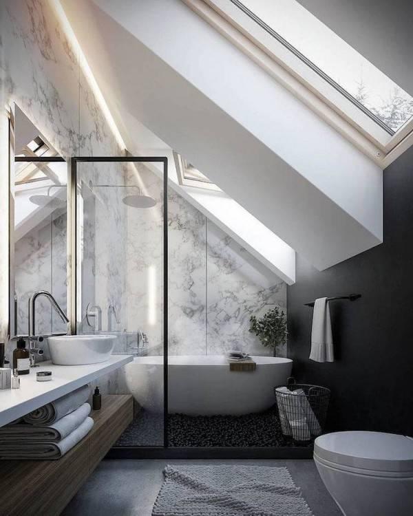 Salle De Bain Moderne Zen: Attirant salle de bain moderne zen sur salle de bain
