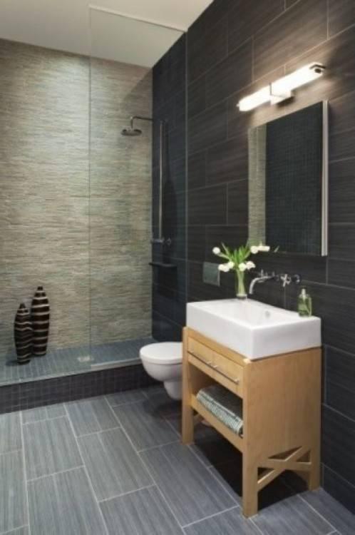 Style moderne salle de bains quatre côtés givré mur LED miroir