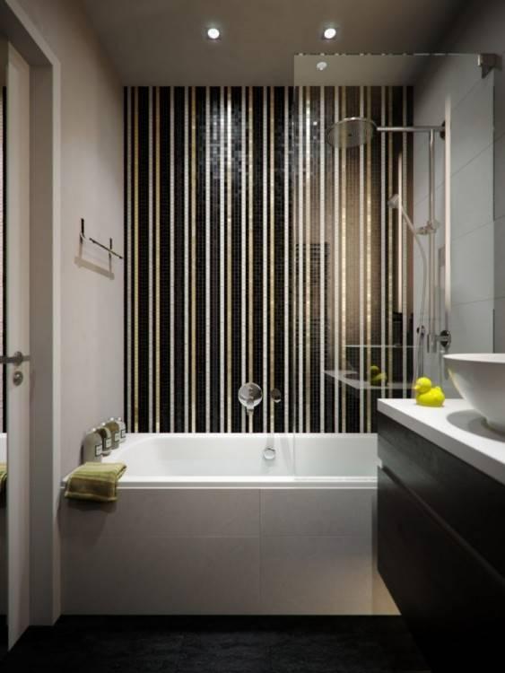 bain douche et baignoire moderne sa