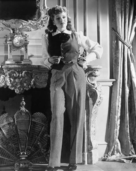 mode femme années 20