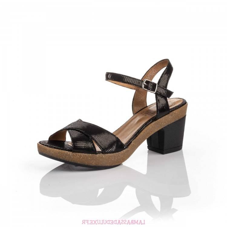 Modèle : Chaussure italienne compensée