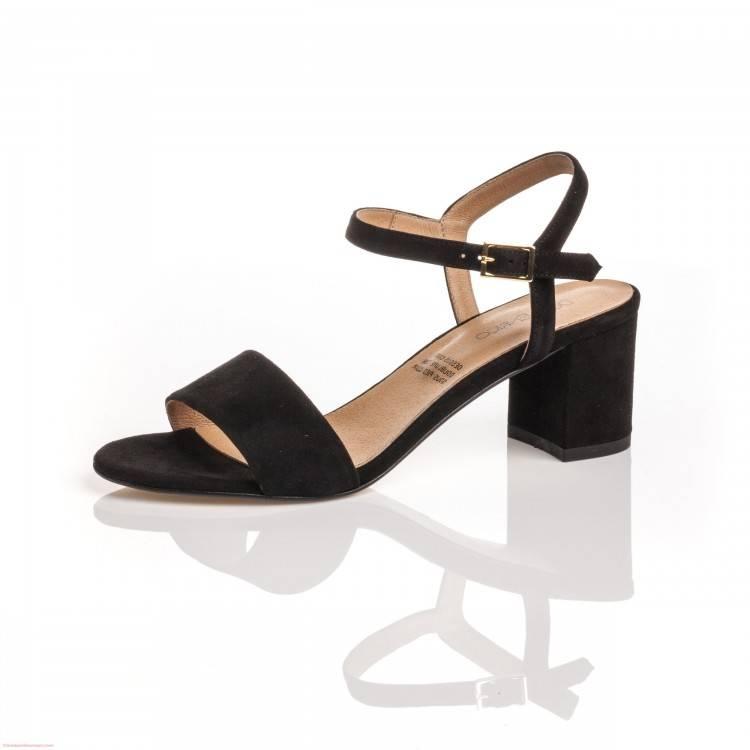 Chaussures à talon ouverte Besson