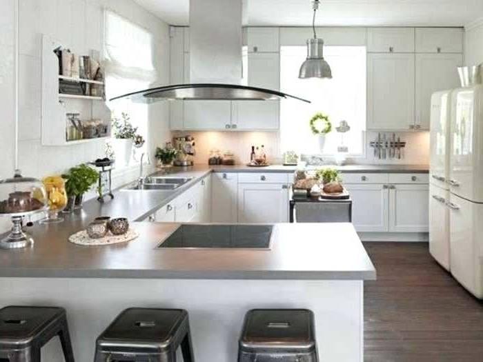 modele de cuisine americaine model cuisine cuisine semi modele de cuisine ouverte avec bar