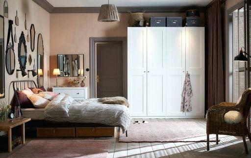 Mignon Chambre A Coucher Moderne Liée à Chambre À Coucher Dune Model Kitea  Pour Bruxelles Deco